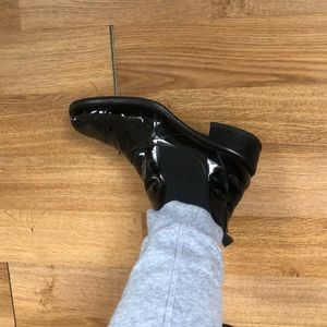 Prada Shoes - PRICE DROP ⚡️PRADA |AUTHENTIC| PATENT ✨CHELSEABOOT
